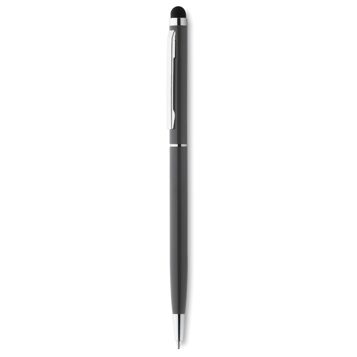 Printed Personalised stylus pens Twist And Touch Ball Pen