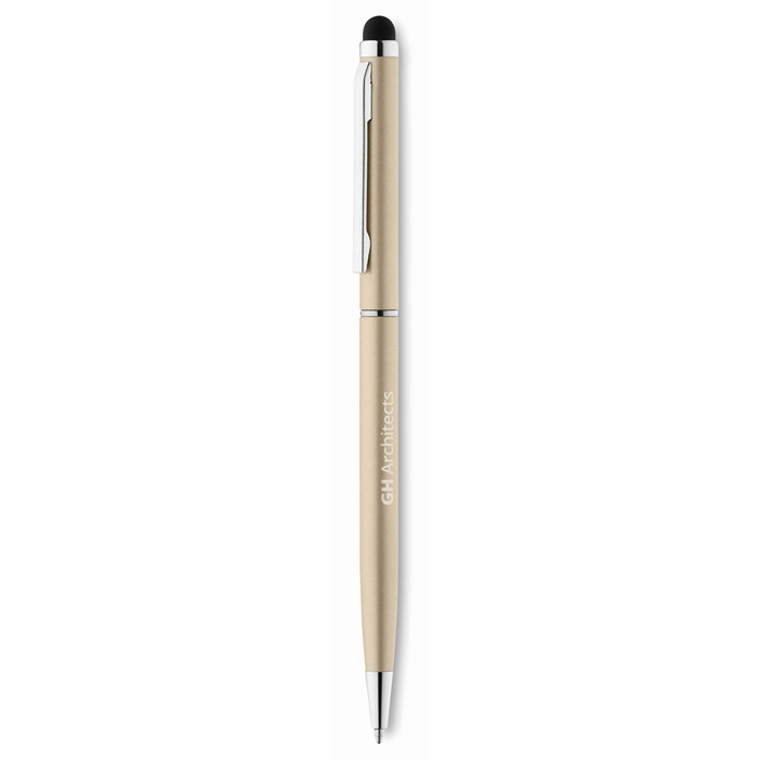 Business Twist And Touch Ball Pen