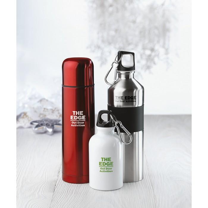 Branded 300ml aluminium bottle