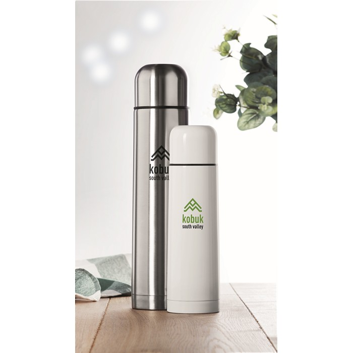 Engraved Double wall flask 500 ml