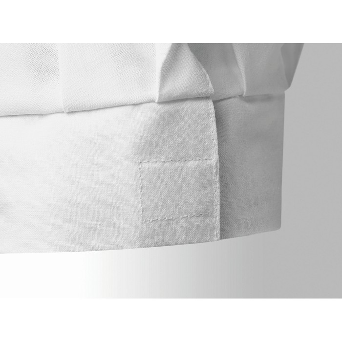 Business Cotton chef hat 130 gsm