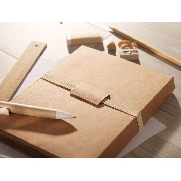 Branded Stationery Set In Folder