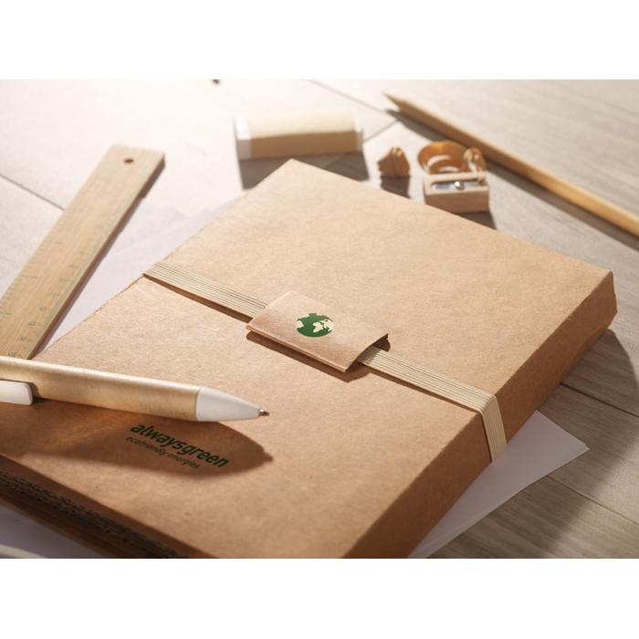 Printed Stationery Set In Folder