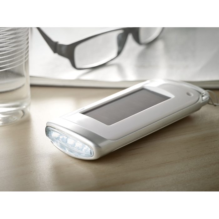Business 5 Led Solar Torch