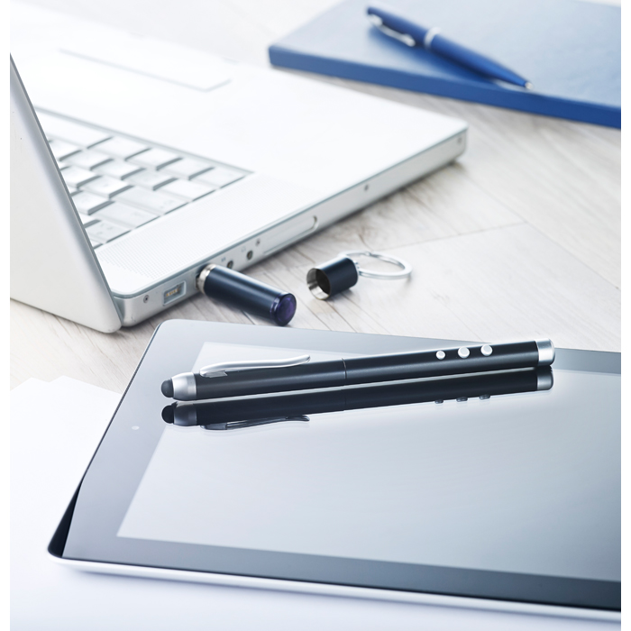 Printed Presenter With Stylus