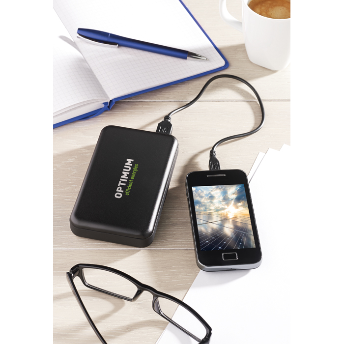 Personalised Solar Charger 11000Mah