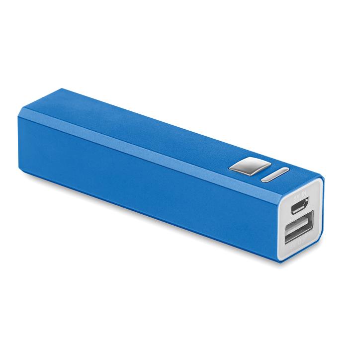 Custom Personalised powerbanks Aluminium power bank