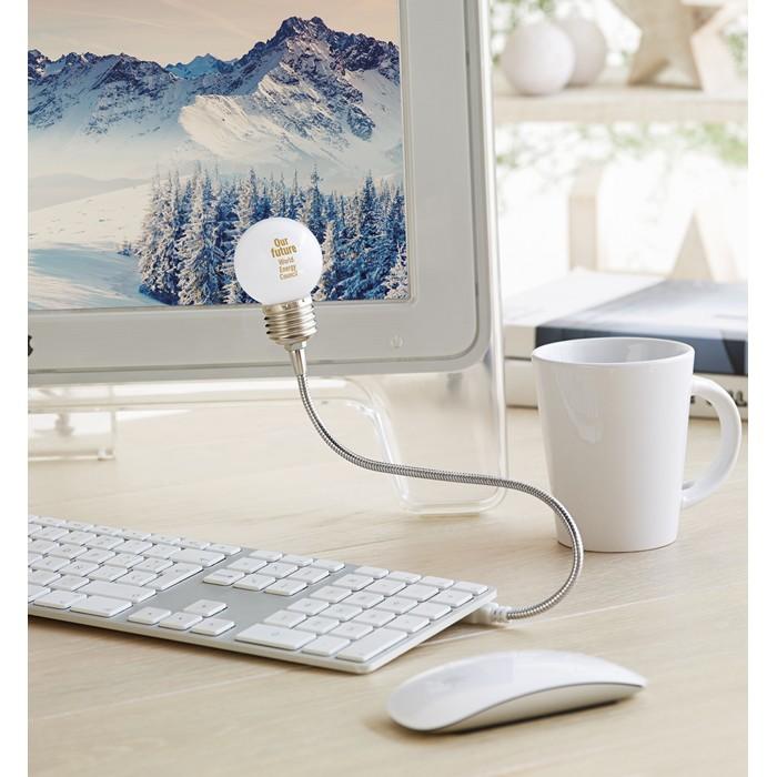 Promotional USB light (bulb shape)