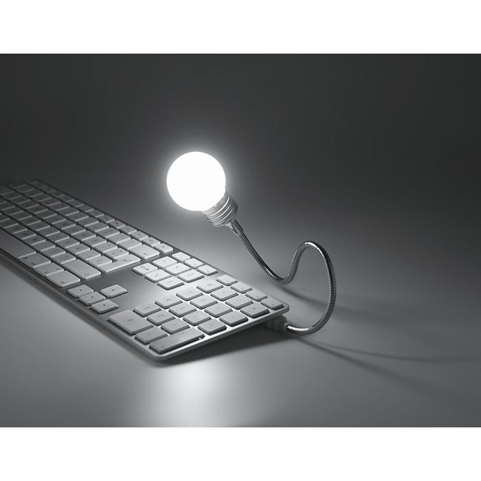Corporate USB light (bulb shape)