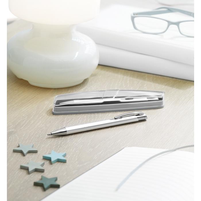 Promotional Aluminium Pen In Box