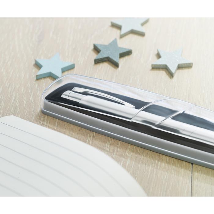 Personalised Aluminium Pen In Box