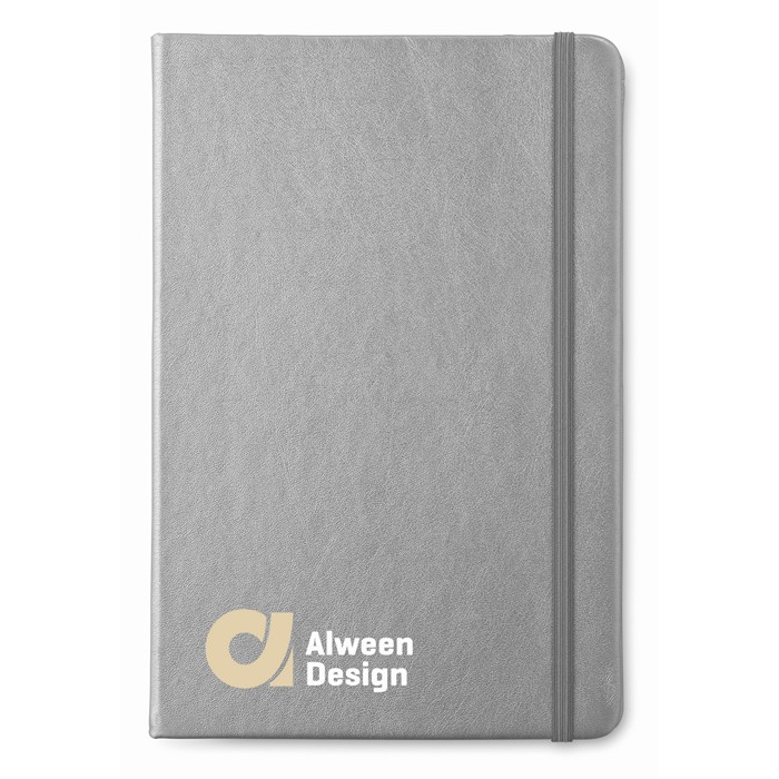 Promotional A5 notebook lined paper