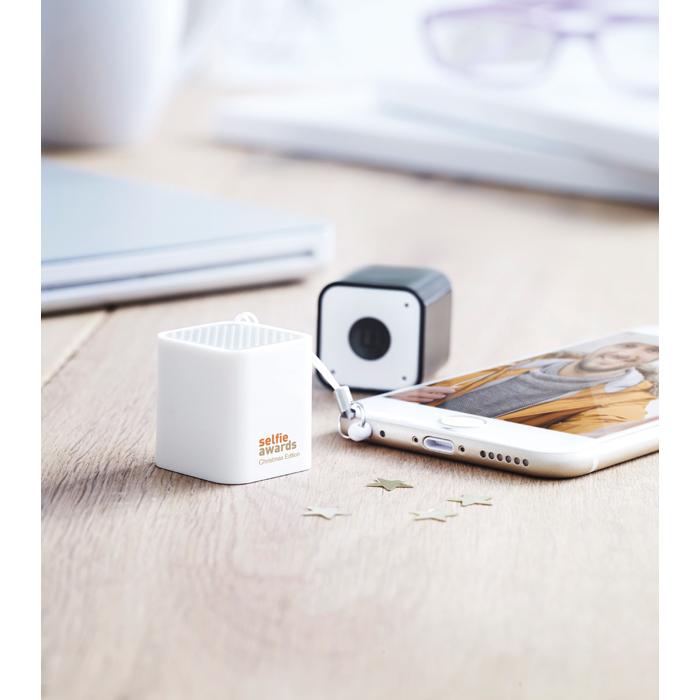 Printed Bluetooth Speaker Shutter