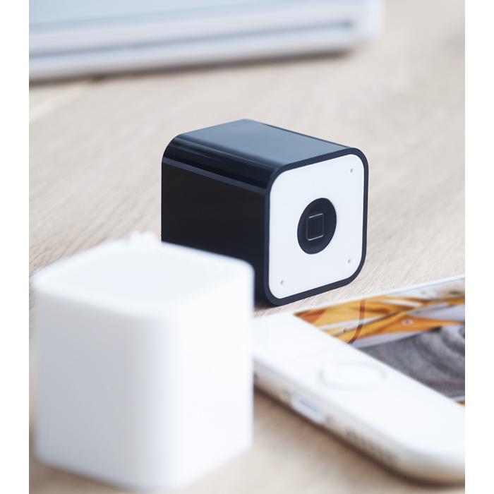 Corporate Bluetooth Speaker Shutter