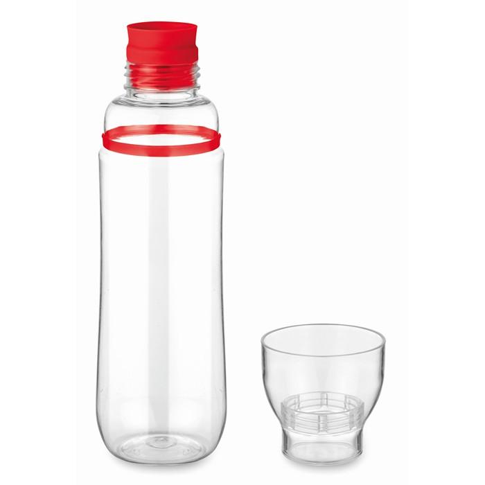 Printed 700 ml drinking bottle