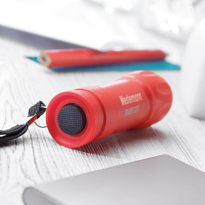 ImPrinted 9 White Led Torch