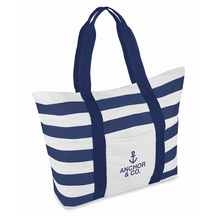 Promotional Beach Bag Striped