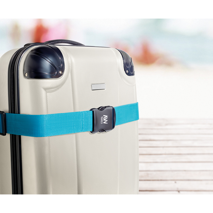 ImPrinted Luggage Strap