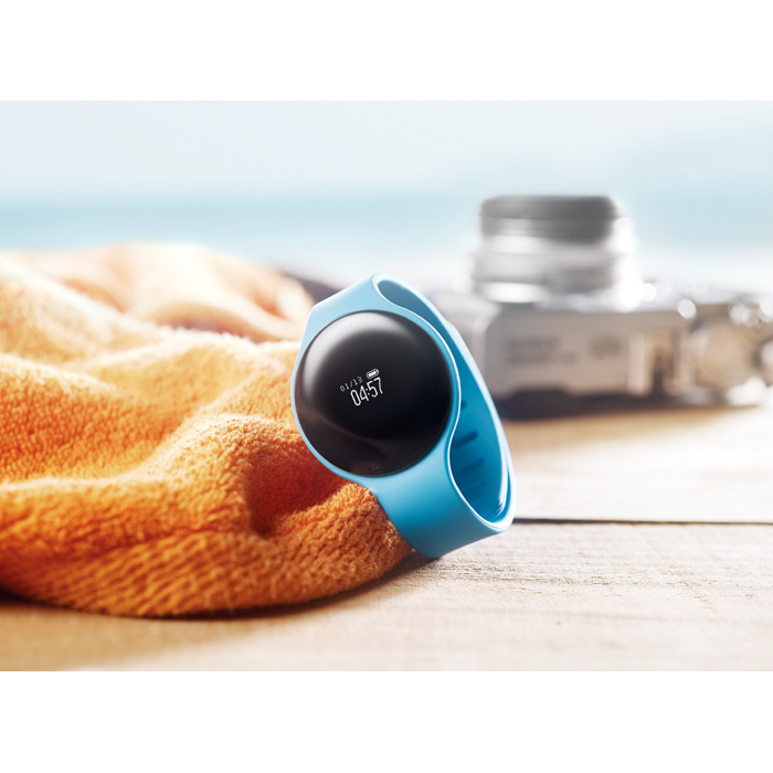 Personalised Health wristband
