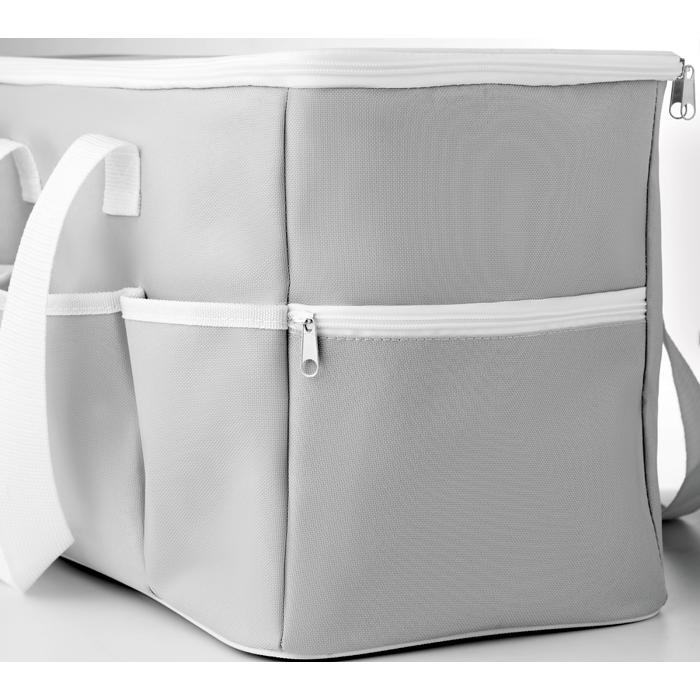 Printed Cooler Bag 600D Polyester
