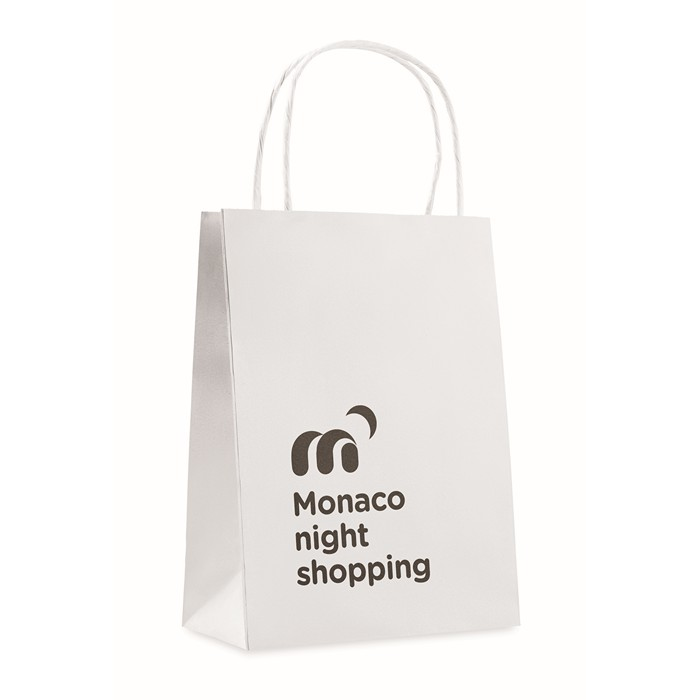 Branded Gift paper bag small size
