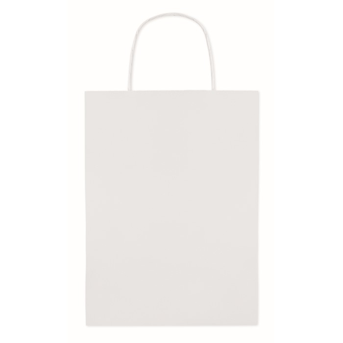 Printed Gift paper bag medium size