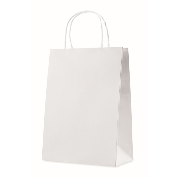 Personalised Gift paper bag medium size
