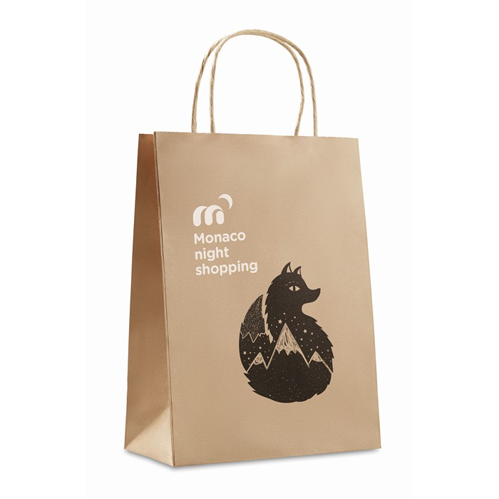 ImPrinted Gift paper bag medium size