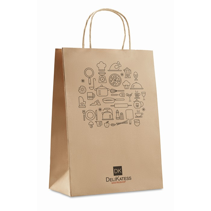 Personalised Gift paper bag large size