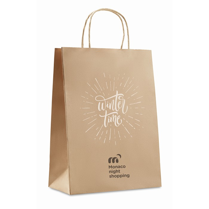 ImPrinted Gift paper bag large size