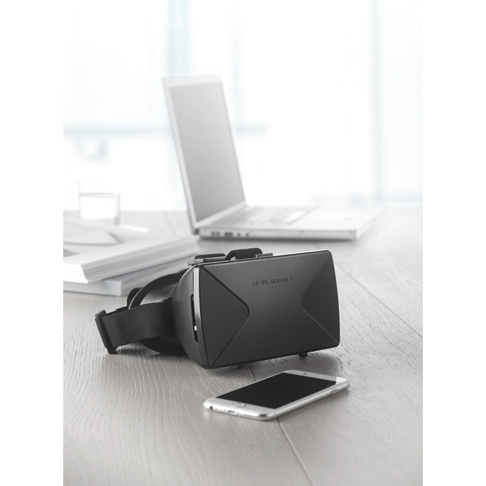 Branded 3D Virtual Reality Glasses