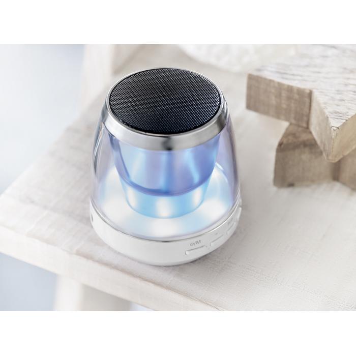 Printed Mood Light Bluetooth Speaker