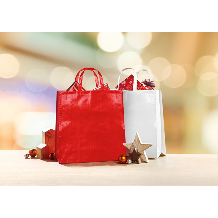 Promotional Pp Woven Laminated Bag