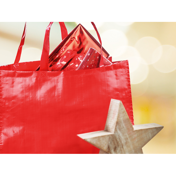 Branded Pp Woven Laminated Bag
