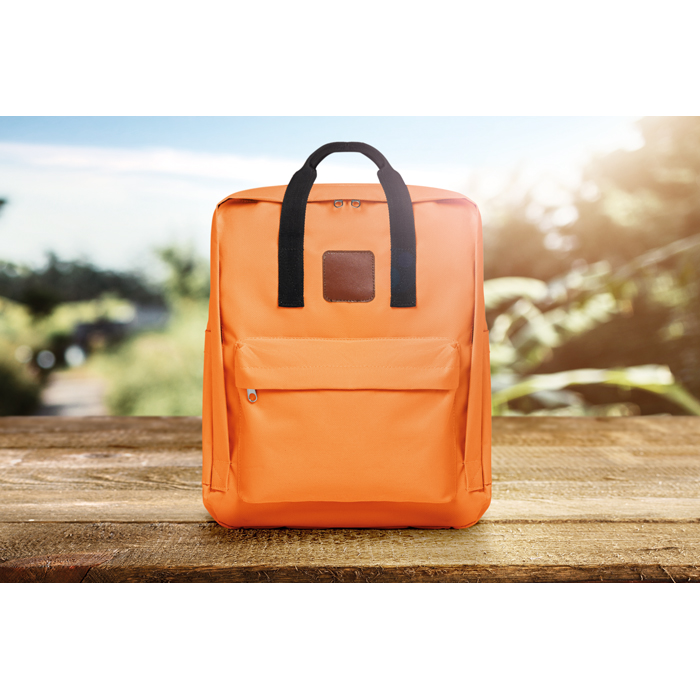 Promotional 600D Polyester Backpack