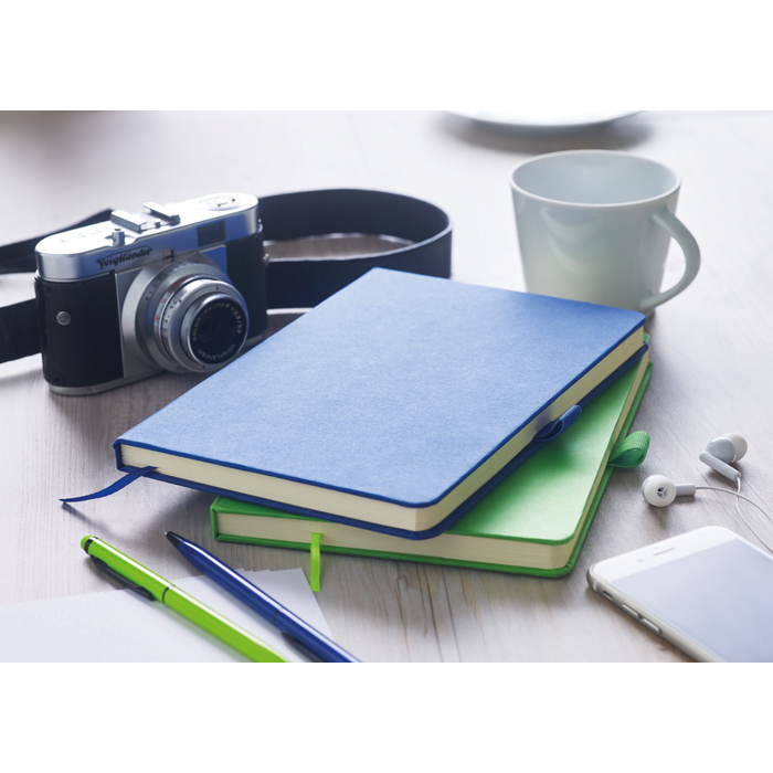Promotional A5 Notebook With Paper Cover
