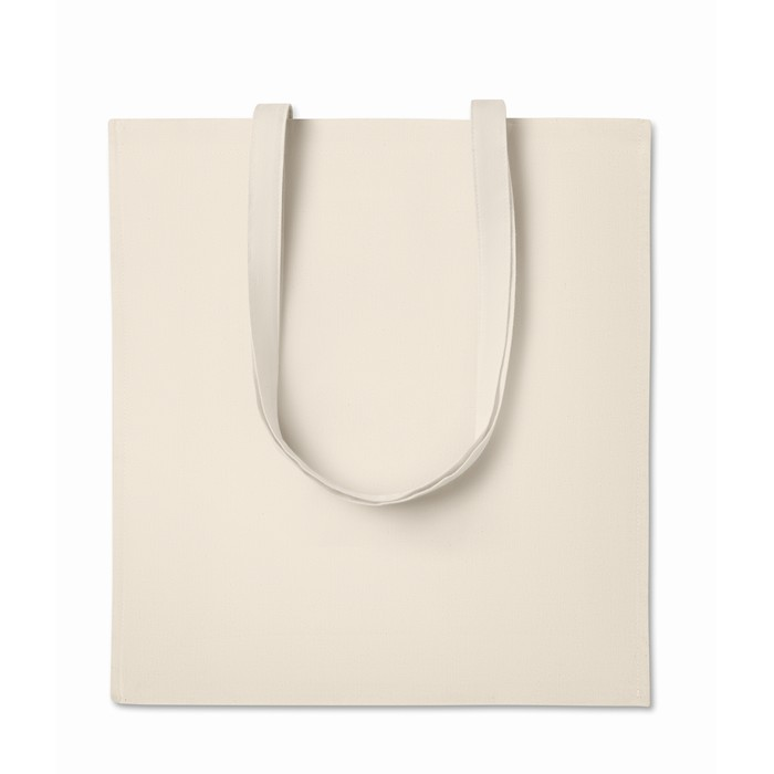 Branded Shopping Bag With Gusset