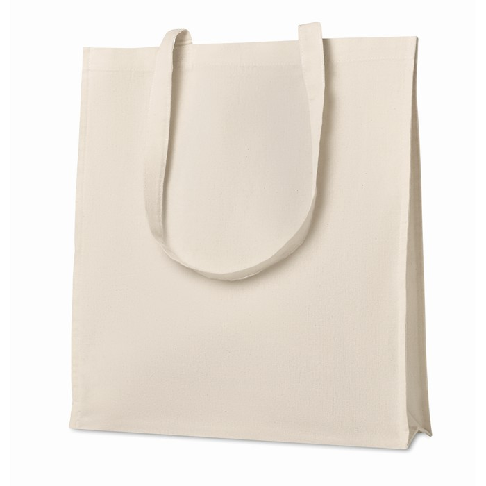 Printed Shopping Bag With Gusset