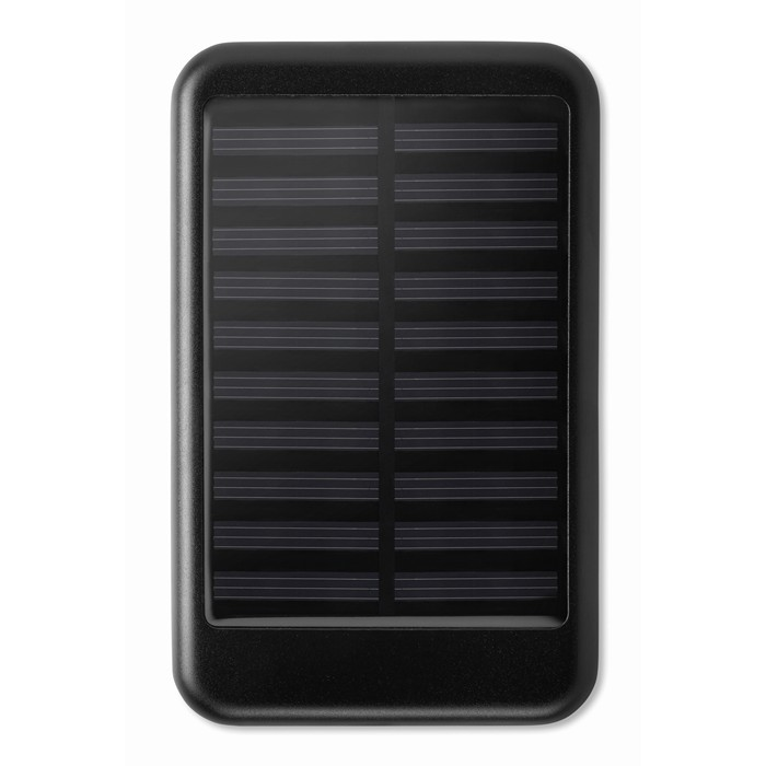 Promotional 4000 mAH solar powerbank