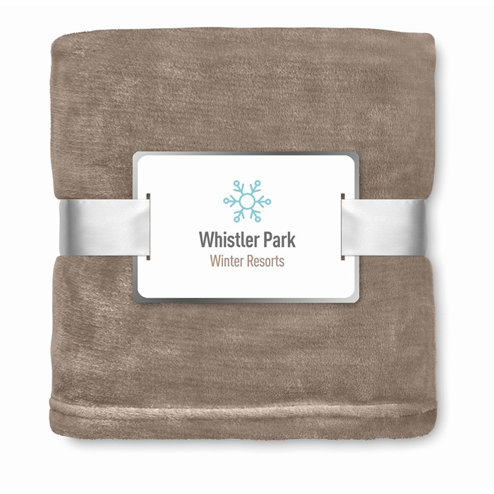 Custom Promotional blankets Blanket flannel