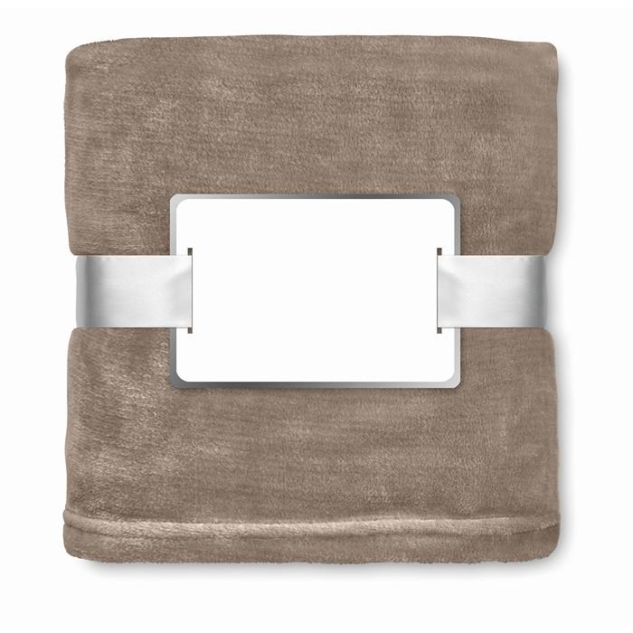 Branded Personalised blankets Blanket flannel
