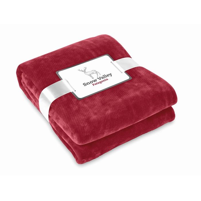 Branded Blanket flannel