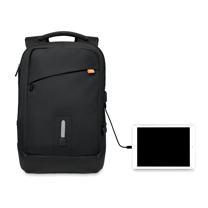 Printed Personalised powerbanks Backpack & power bank