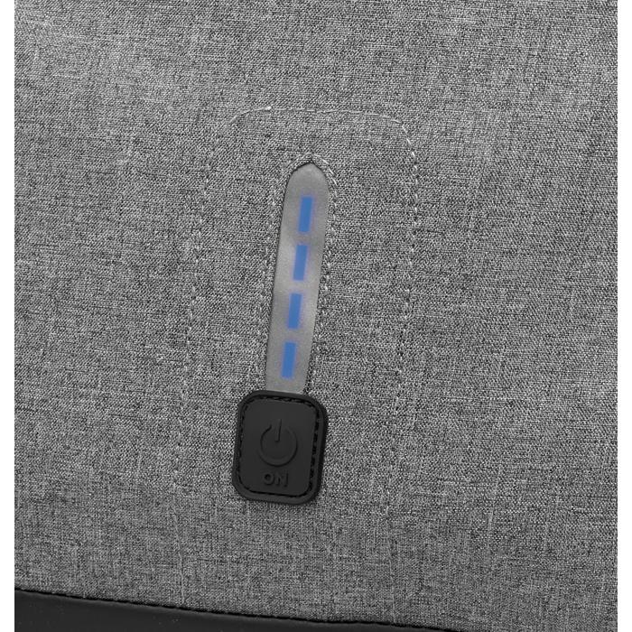 Branded Personalised powerbanks Backpack & power bank