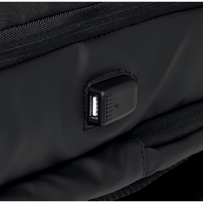 Branded Corporate powerbanks Backpack & power bank
