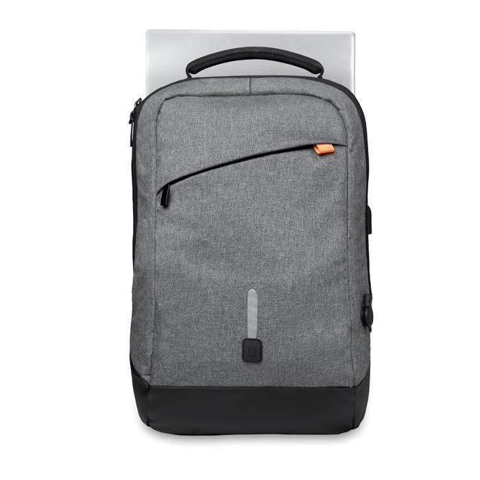 Personalised Backpack & power bank