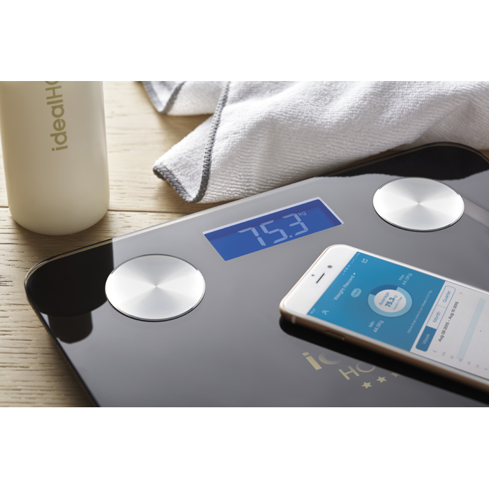 Engraved Bluetooth Scale