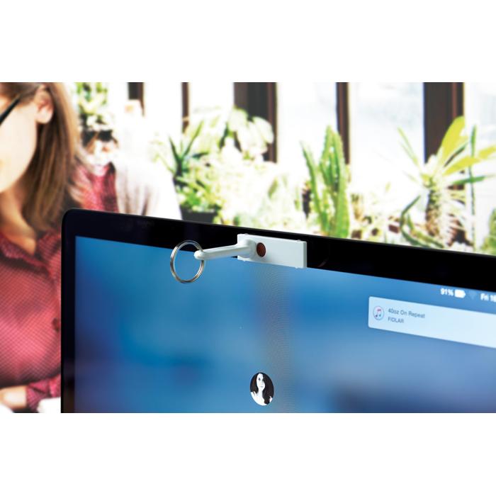 Printed Webcam-Blocker & Parental Ctrl