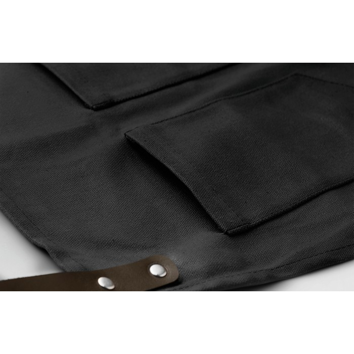 Promotional Apron in leather
