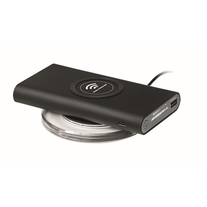 ImPrinted Wireless power bank Type C